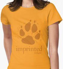 Imprinted Werewolf Twilight T-Shirt Womens Fitted T-Shirt