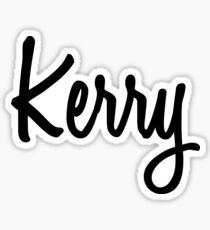Hey Kerry buy this now Sticker