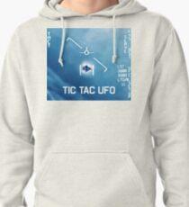 Tic Tac Ufo Pullover Hoodie
