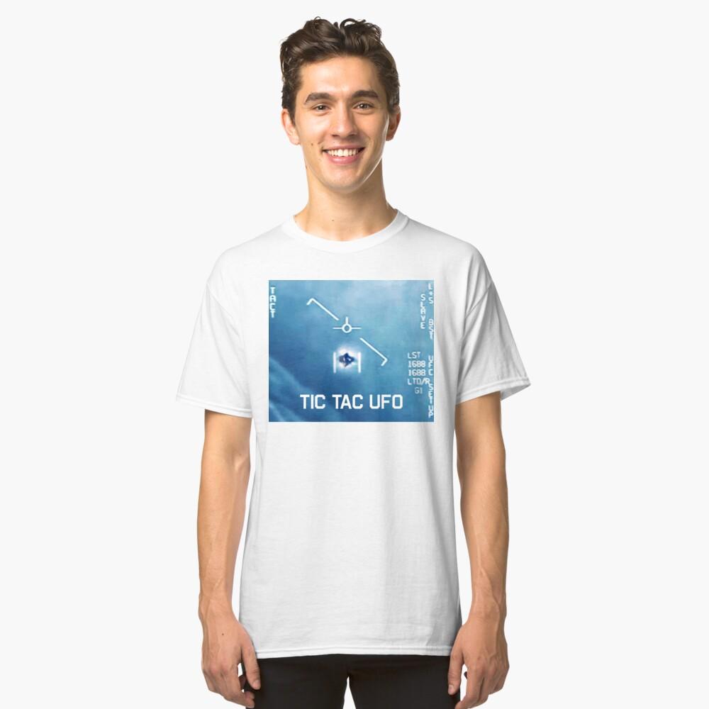 Tic Tac Ufo Classic T-Shirt