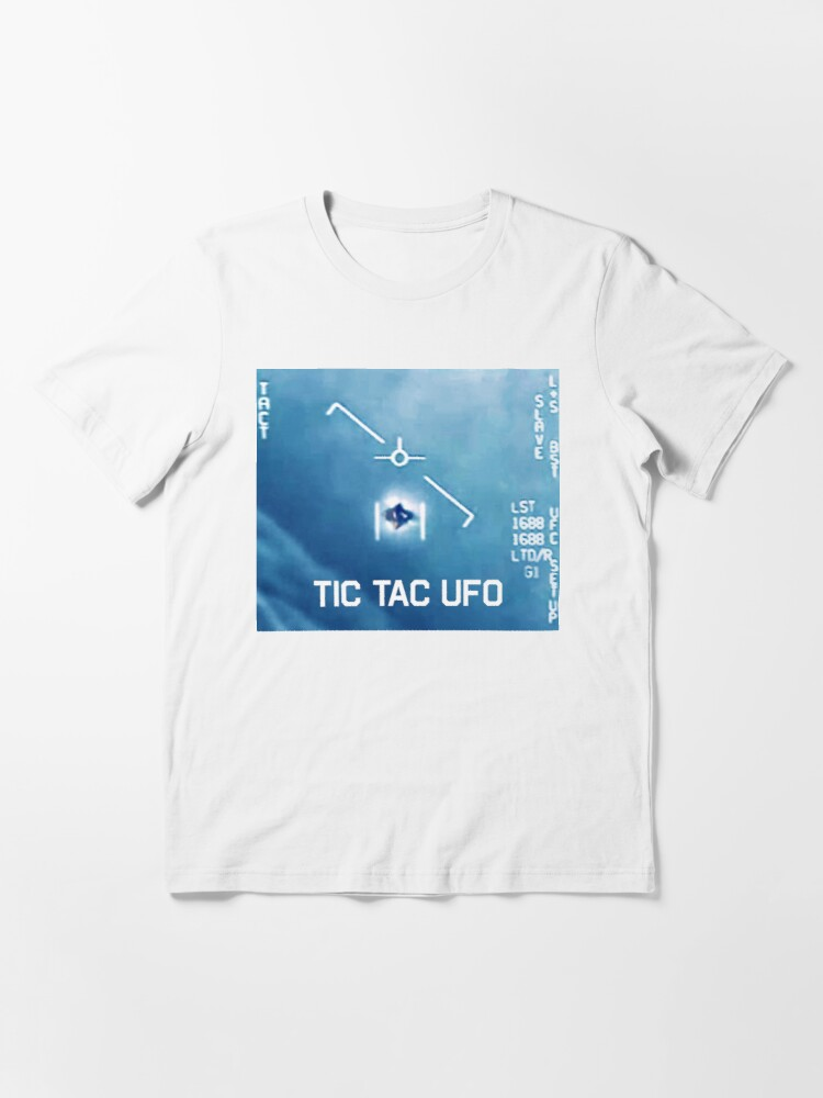 Alternate view of Tic Tac Ufo Essential T-Shirt