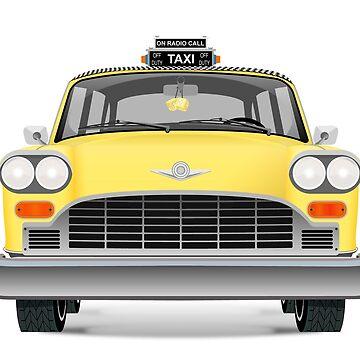 Yellow Cab by muharko