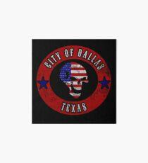 City of Dallas Texas Art Board