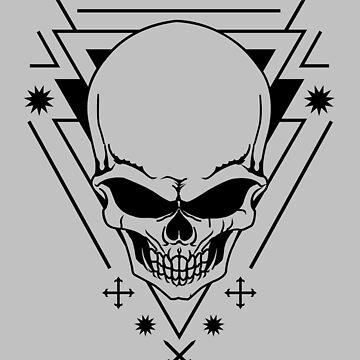 Skull Smile Starshine by machmigo