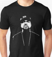 Ice Cube Silhouette Unisex T-Shirt