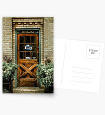 Door Postcards