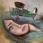 Wegfliegen von Ida Jokela