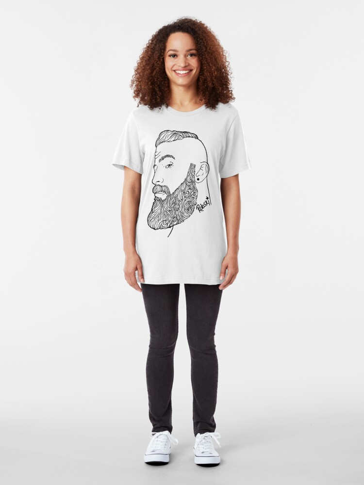 Alternate view of Dylan Slim Fit T-Shirt