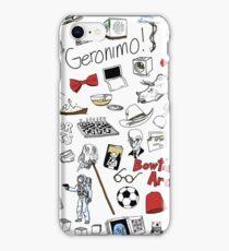 Geronimo!  iPhone Case/Skin