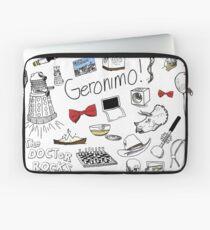 Geronimo!  Laptop Sleeve