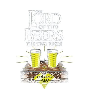 «seigneur de la bière» par peppefrpep