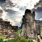 Ruin New Falkenstein by Rosy Kueng Photography