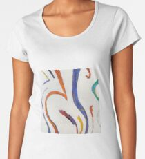 Streamers Women's Premium T-Shirt