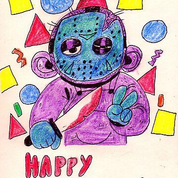 happy birthday jason by grubsludge