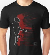 YGSS – Chainsaw Vengeance Red Unisex T-Shirt