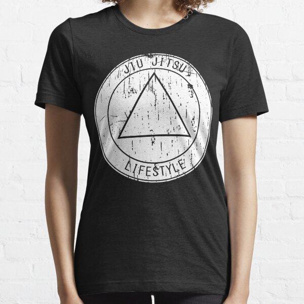 Jiu Jitsu Lifestyle Essential T-Shirt
