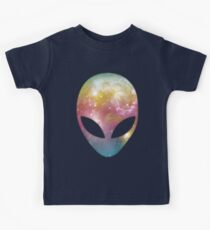 Space Alien Kids Tee