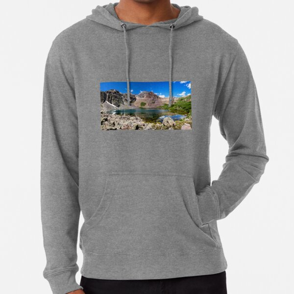 Cathedral Lake  Lightweight Hoodie