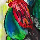 Little Red Rooster by RobynLee