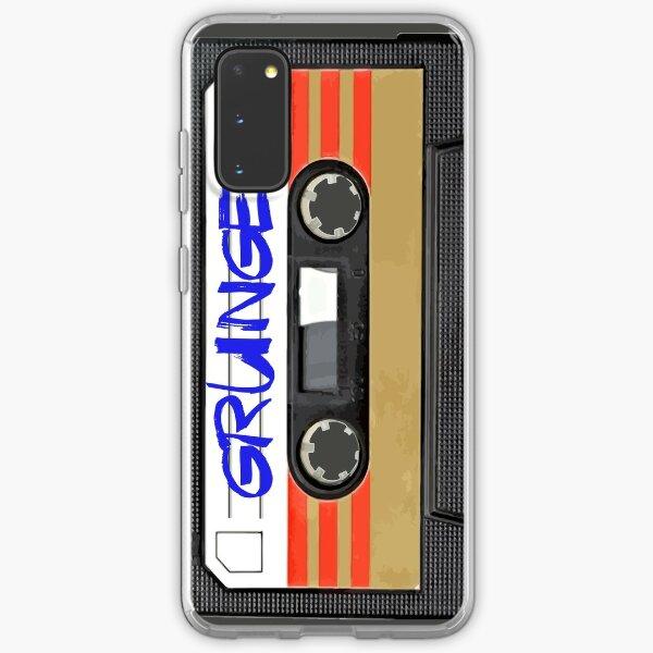 Grunge Music Samsung Galaxy Soft Case