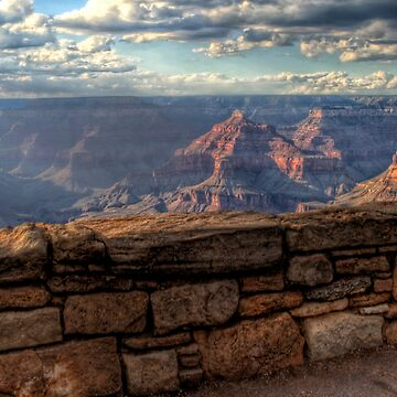 Walled Canyon by thirddesign