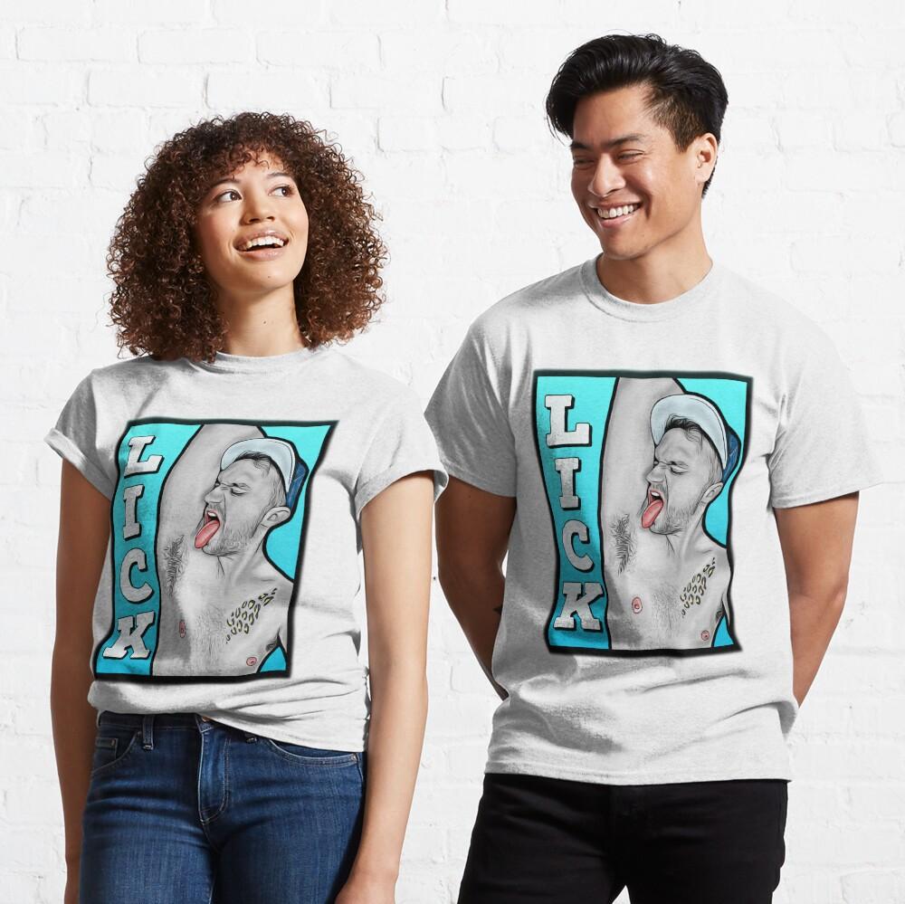 Lick (Art) Classic T-Shirt