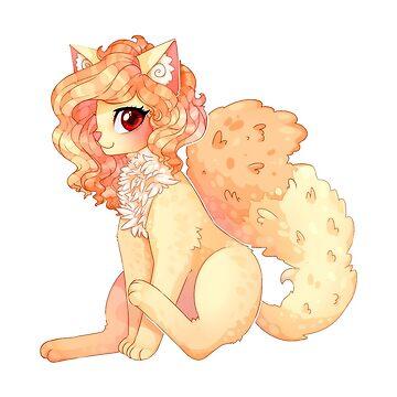 Vanilla Kitty by Kyiwtie