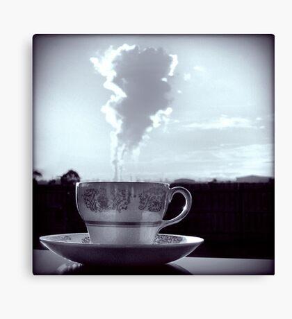 High-Tea Canvas Print