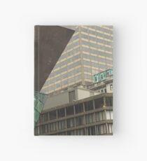 Boston Financial District Hardcover Journal