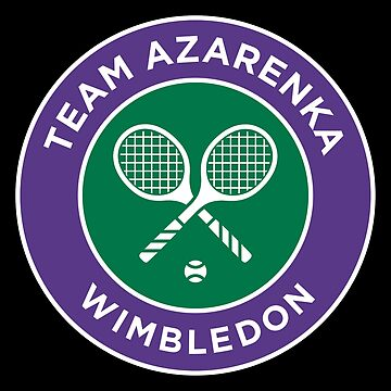 TEAM AZARENKA WIMBLEDON by mapreduce