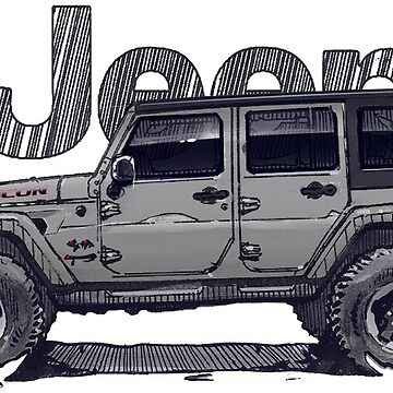 4dr JL Unlimited - Sting-Grey by robert1117