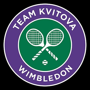 TEAM KVITOVA WIMBLEDON by mapreduce