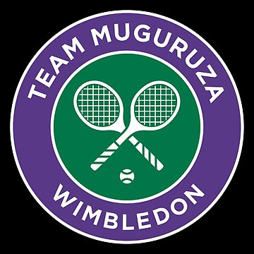 TEAM MUGURUZA WIMBLEDON by mapreduce