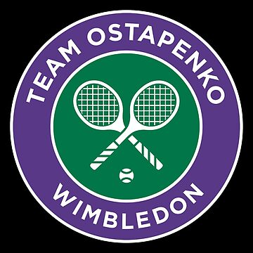 TEAM OSTAPENKO WIMBLEDON by mapreduce