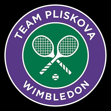 TEAM PLISKOVA WIMBLEDON by mapreduce
