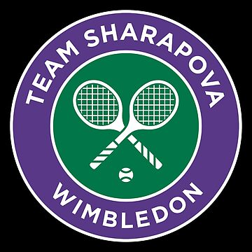 TEAM SHARAPOVA WIMBLEDON by mapreduce