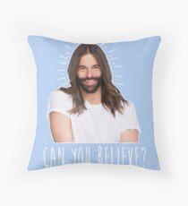 Jonathan Van Ness Throw Pillow