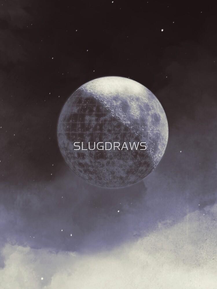 MOND von SLUGDRAWS