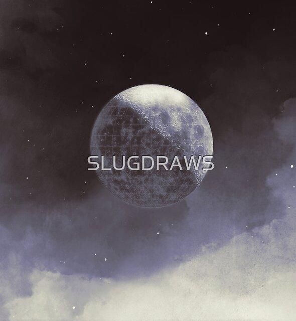 LUNAR by SLUGDRAWS