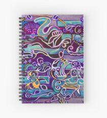 Hexagram 51: Zhèn (Thunder-Shock) Spiral Notebook