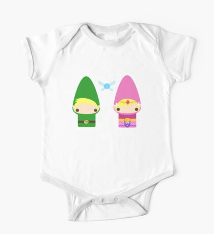 Gnome Link and Zelda Kids Clothes