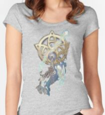 The Summoner Women's Fitted Scoop T-Shirt