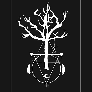 A Witch Tree by LadyMorgan
