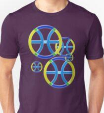 PISCIS SYMBOL Unisex T-Shirt