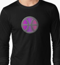 PISCIS SYMBOL SHIELD Long Sleeve T-Shirt