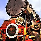 Steam Engine by Mick Smith