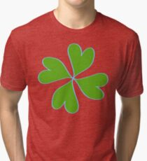 LUCKY ME Tri-blend T-Shirt