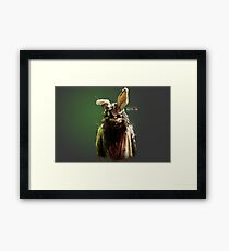 Peter Love Framed Print