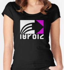 Inkling Brand Women's Fitted Scoop T-Shirt