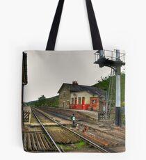 Levisham Station Tote Bag